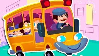 Pipipi Bus - Canciones y Clásicos Infantiles