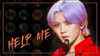뉴이스트WㅣHELP ME 교차편집 (Stage Mix)