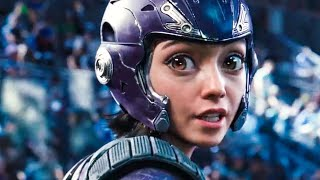 Motorball Stadium Fight Scene - ALITA: BATTLE ANGEL (2019) Movie Clip