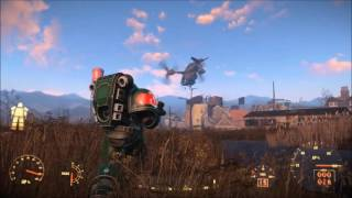 Fallout 4: 40K Space marine mod, Dark Angels purge