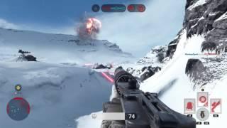 Star Wars: Battlefront Xbox One Gameplay | Walker Assault 22-12