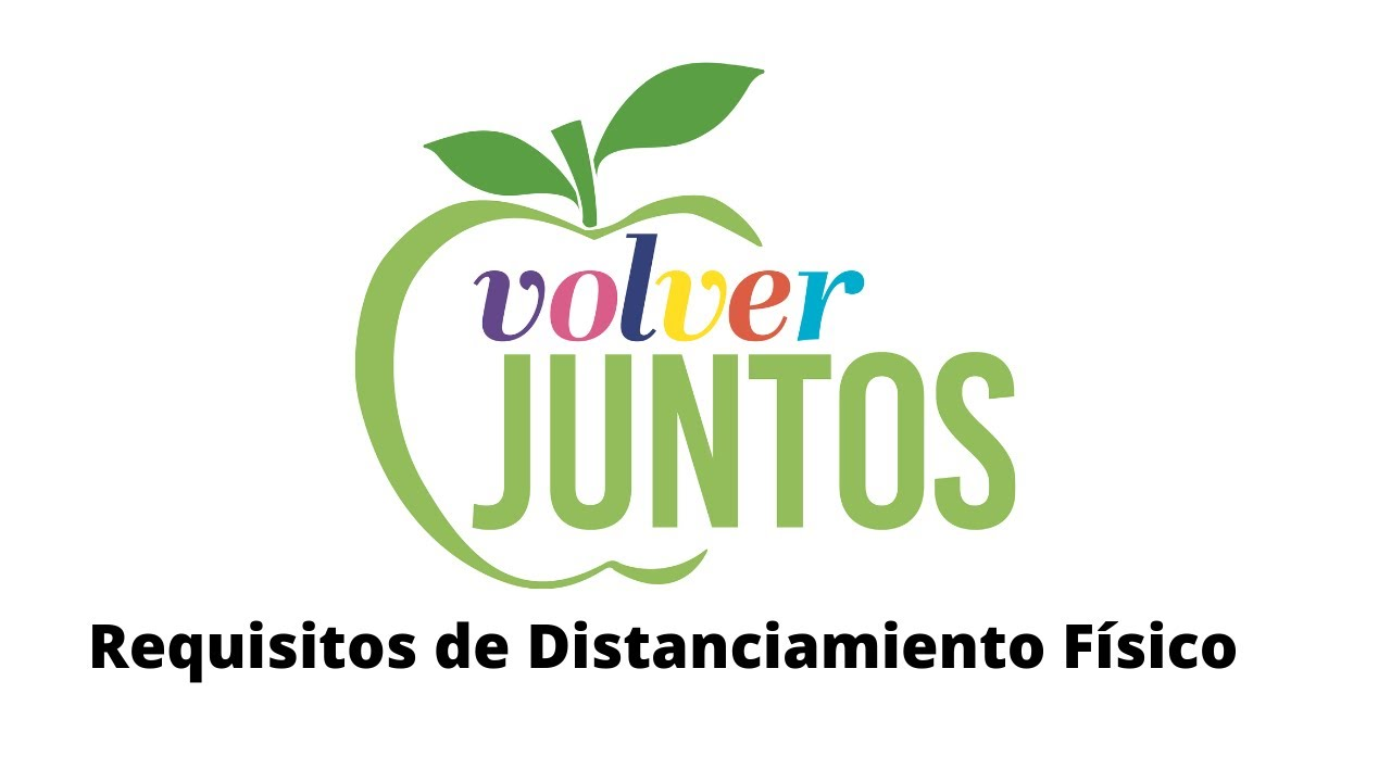 Sac City USD: Volver Juntos – Requisitos de Distanciamiento Físico