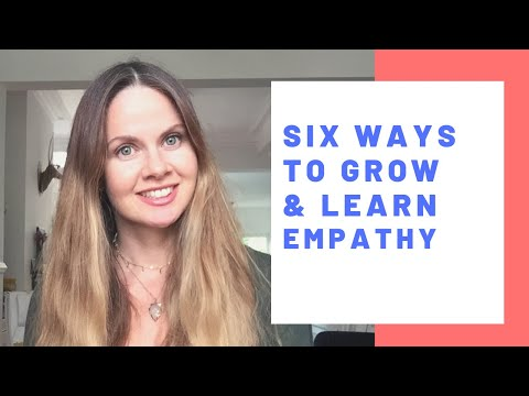 Six Ways to Build Empathy & CompassionKaynak: YouTube · Süre: 21 dakika46 saniye