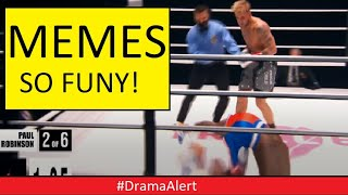 JAKE PAUL vs Nate Robinson MEMES ( INTERNET REACTION ) #DramaAlert KSI , Chris Brown , Ace Family &