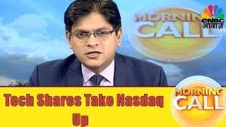 Tech Shares Take Nasdaq Up | Business News Today | 23rd Nov | CNBC Awaaz