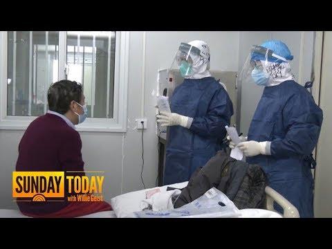 Coronavirus Death Toll Now Exceeds SARS Outbreak | Sunday TODAY