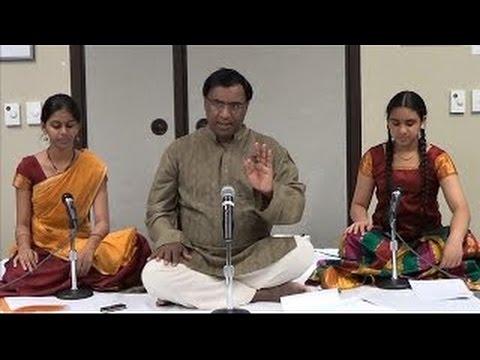 Special Vocal Concert by Vid. Chitravina N. Ravikiran   PALLAVI DARBAR 2016