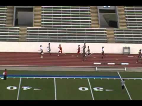 Trevon Caudle-Bobby Layne inv.(4x100)lane 4-(4th leg)