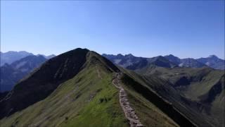 DJI Phantom 3 Advanced - Allgau Alps, Germany