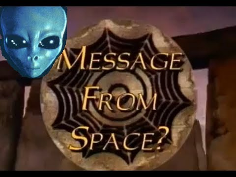 Message from space? UFO Diaries. Meet UFO