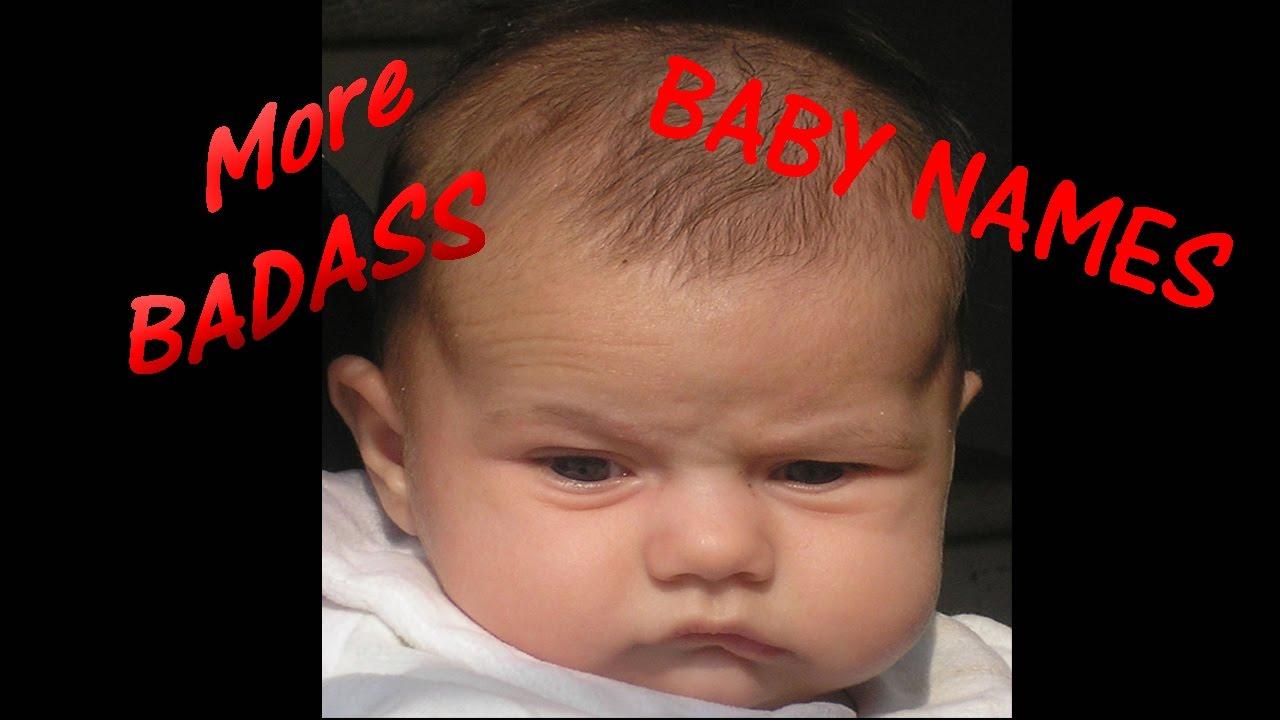 Badass names