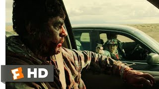 Sicario: Day of the Soldado (2018) - A Single Grenade Scene (10/10) | Movieclips