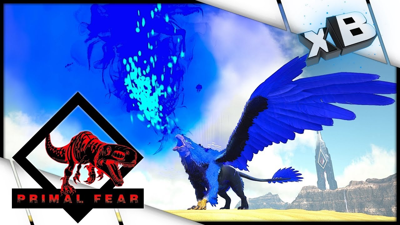 Celestial Griffin OP?! :: Modded ARK: Scorched Fear :: E28
