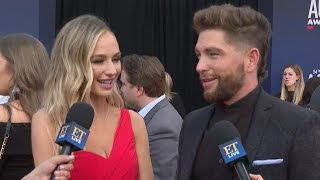 ACM Awards 2019: Chris Lane Gushes Over What Makes Lauren Bushnell 'the One' (Exclusive)