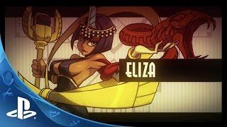 Skullgirls Encore -- Eliza Debut Trailer | PS3