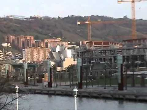 Bilbao Sightseeing, Spain [Travel with Manfred]