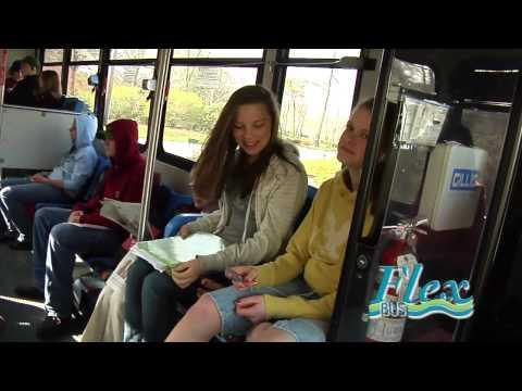 CapeCodRTA Flex Bus Route