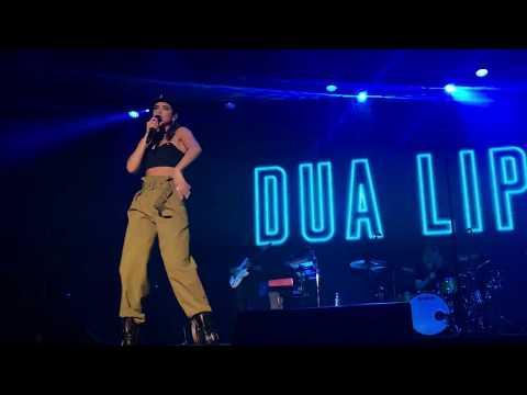 170811 Dua Lipa Live in Korea - IDGAF