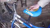 Как сделать детское сиденье на велосипед своими руками / child .