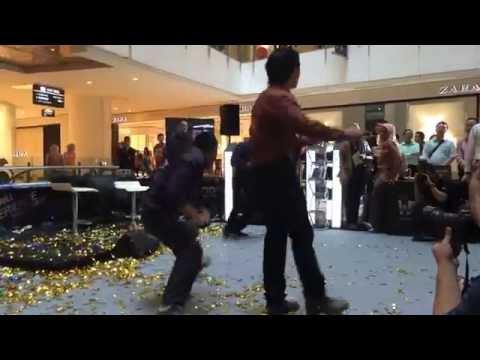 VIVA BRAZIL Capoeira Indonesia Jakarta show @ JOBB part 1