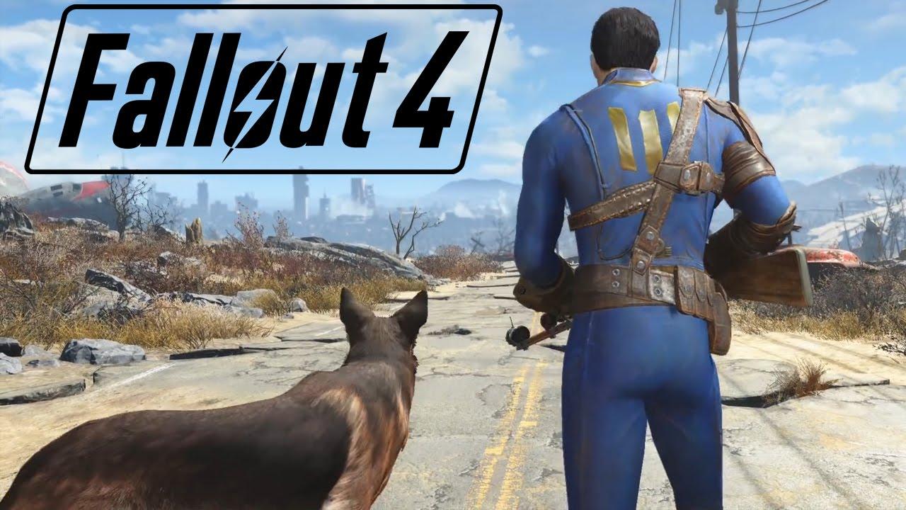 21 9 Fallout 4: Дивный новый мир (Превью)