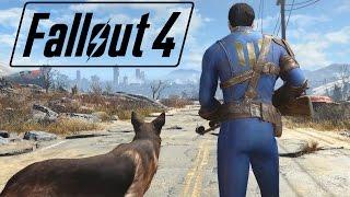 Fallout 4 - Дивный новый мир Превью
