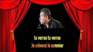 Karaoké Claude Nougaro  - Tu verras