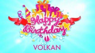 Volkan   wishes Mensajes