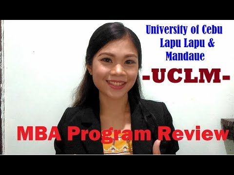 University of Cebu - MBA Program Review