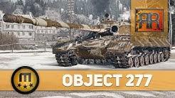World of Tanks | [GER] RR #108 - Obj. 277