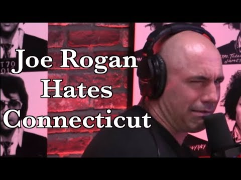 Joe Rogan Hates Connecticut