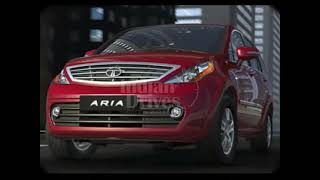 New Tata Aria First Look | Video Review