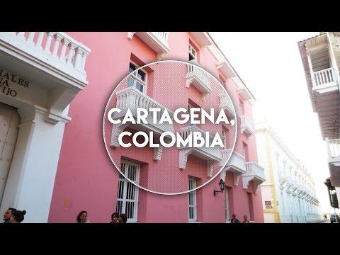 CARTAGENA, COLOMBIA | Travel Diary
