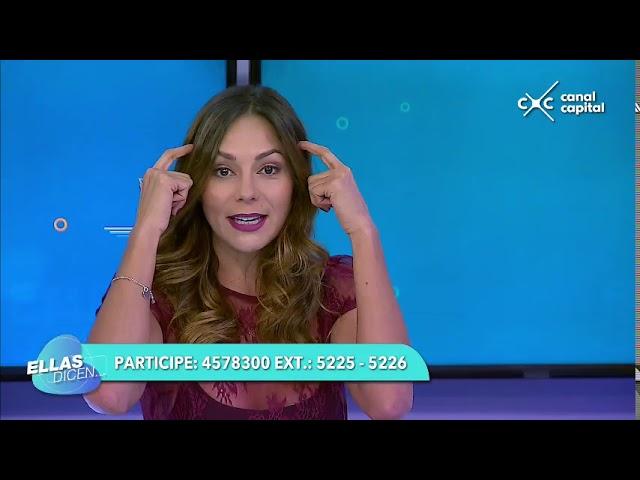 Emma Cruz actriz en Ellas Dicen