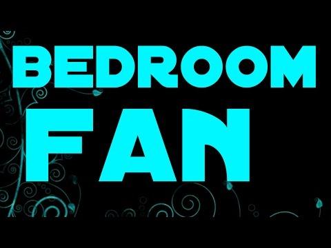 MY BEDROOM FAN SOUND = BLACK SCREEN 10 HOURS | WHITE NOISE SLEEP SOUNDS from FAN NOISE + HEARTBEAT ?