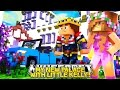 LITTLE KELLY & LITTLE DONNY NEW PALACE TOUR!! Minecraft FUTURE LIFE!!