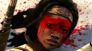 A VIOLENT START - The Walking Dead Michonne Ep.2 Part 1