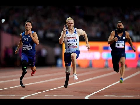 World Para Athletics Championships London 2017 | Day 3 Highlights