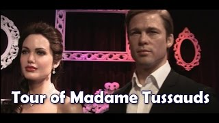 BEST Tour of Madame Tussauds in [HD] - FULL 360 UPCLOSE Fly Thru - Realistic Celebrities Wax(Full 360 Up-close of Celebrities wax figure at Madame Tussauds Wax Museum in Hollywood, CA. Rumor has it that One Direction Wax Figures might be coming ..., 2012-10-27T01:22:24.000Z)