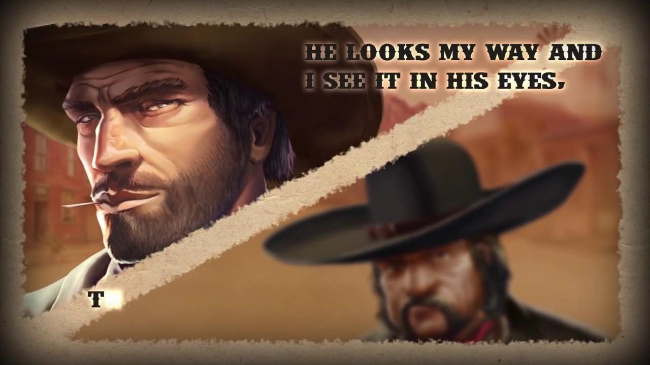 Промо Online Slot Gunslinger  Reloaded Play'n GO