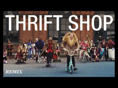 Macklemore - Thrift shop Remix