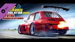 Car Mechanic Simulator 2015 | Total Modification DLC | Maluch Drag V6