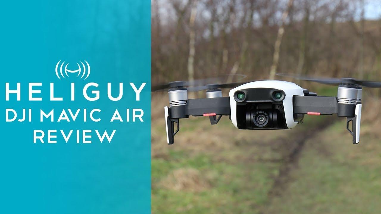 DJI Mavic Air Fly More Combo - Heliguy