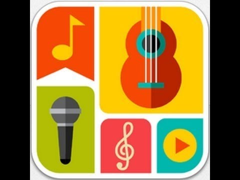 Icon Pop Song - Level's 1-7 Answers