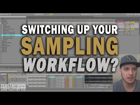 Switching Up Your Sampling Workflow? | Sampling Tips For Beat Makers | TCustomz Productionz