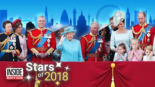 How the Royal Family Made 2018 So Memorable