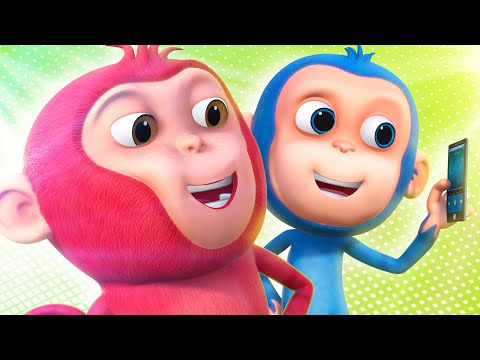 Mobile Phone - Episode | Cartoon Animated Characters | Funny Comedy Show | Animated Short Films