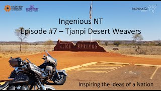 7. Ingenious Oz - Tjanpi Desert Weavers