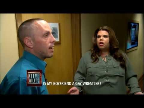 Steve gay wrestling