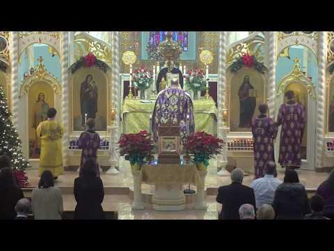 Christ The Divine Liturgy - January 5, 2020